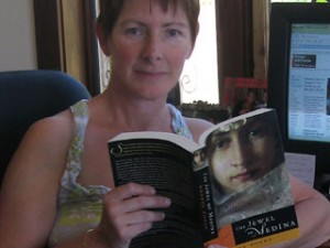 Sherry Jones and her book