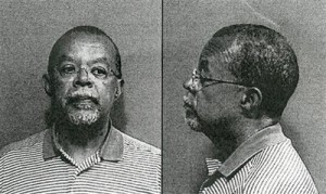 Henry Louis Gates' mugshot, as released by the Cambridge Police Department