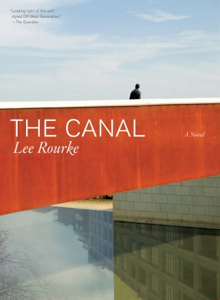 The cover for Lee Rourke's The Canal