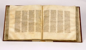The Codex Sinaiticus