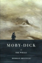 The cover designed for Chris Routledge's proposed annotated Moby Dick.