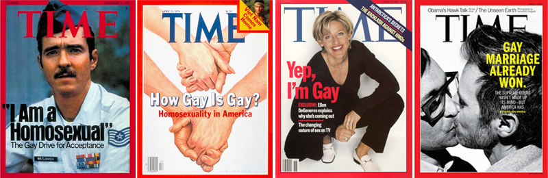 THE HISTORY OF GAY RIGHTS