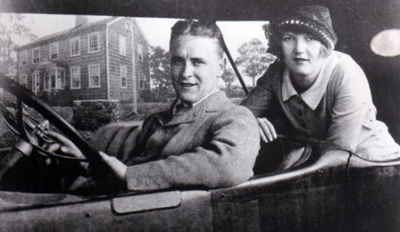 F Scott And Zelda Fitzgerald In Its First Year The Great Gatsby