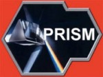 The NSA's PRISM logo