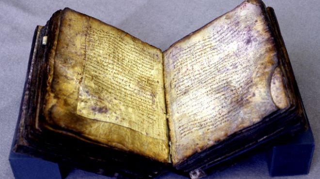 Eureka! Secret book by Archimedes discovered