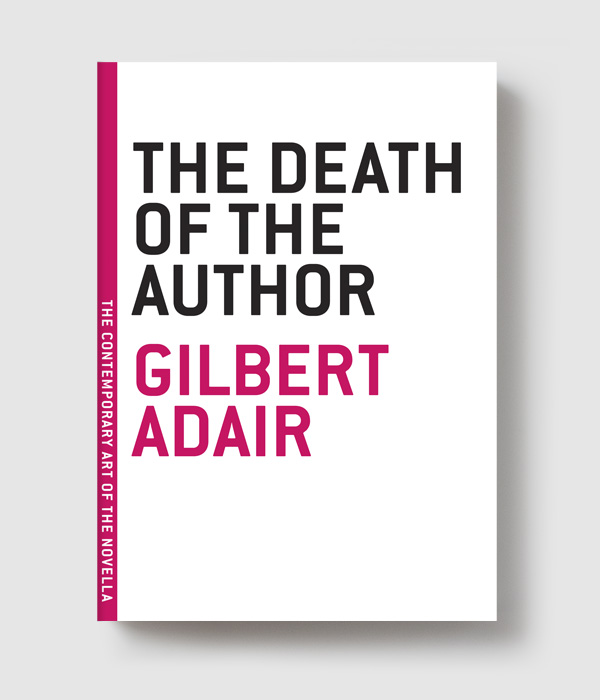 death of the author roland barthes essay The death of the author (french: la mort de l'auteur) is a 1967 essay by the french literary critic and theorist roland barthes (1915–80) barthes' essay argues.