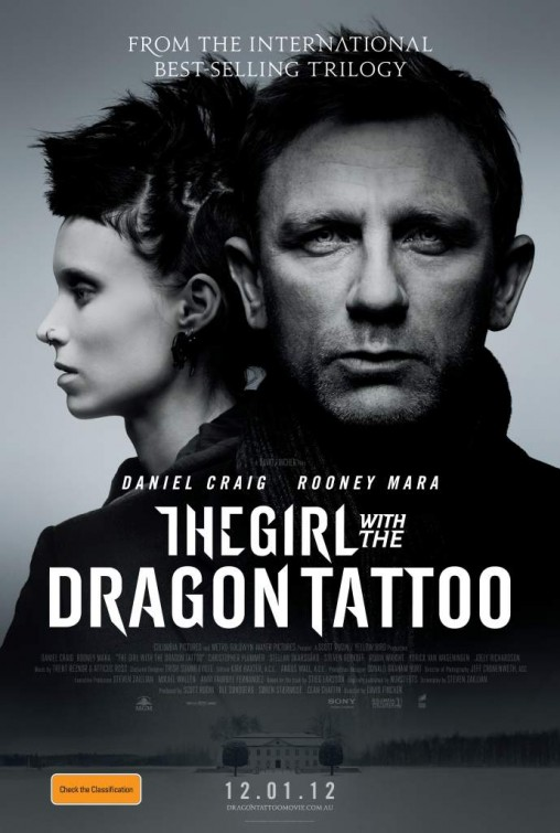 What makes an adaptation work? or, Did something go wrong with The Girl With the Dragon Tattoo?