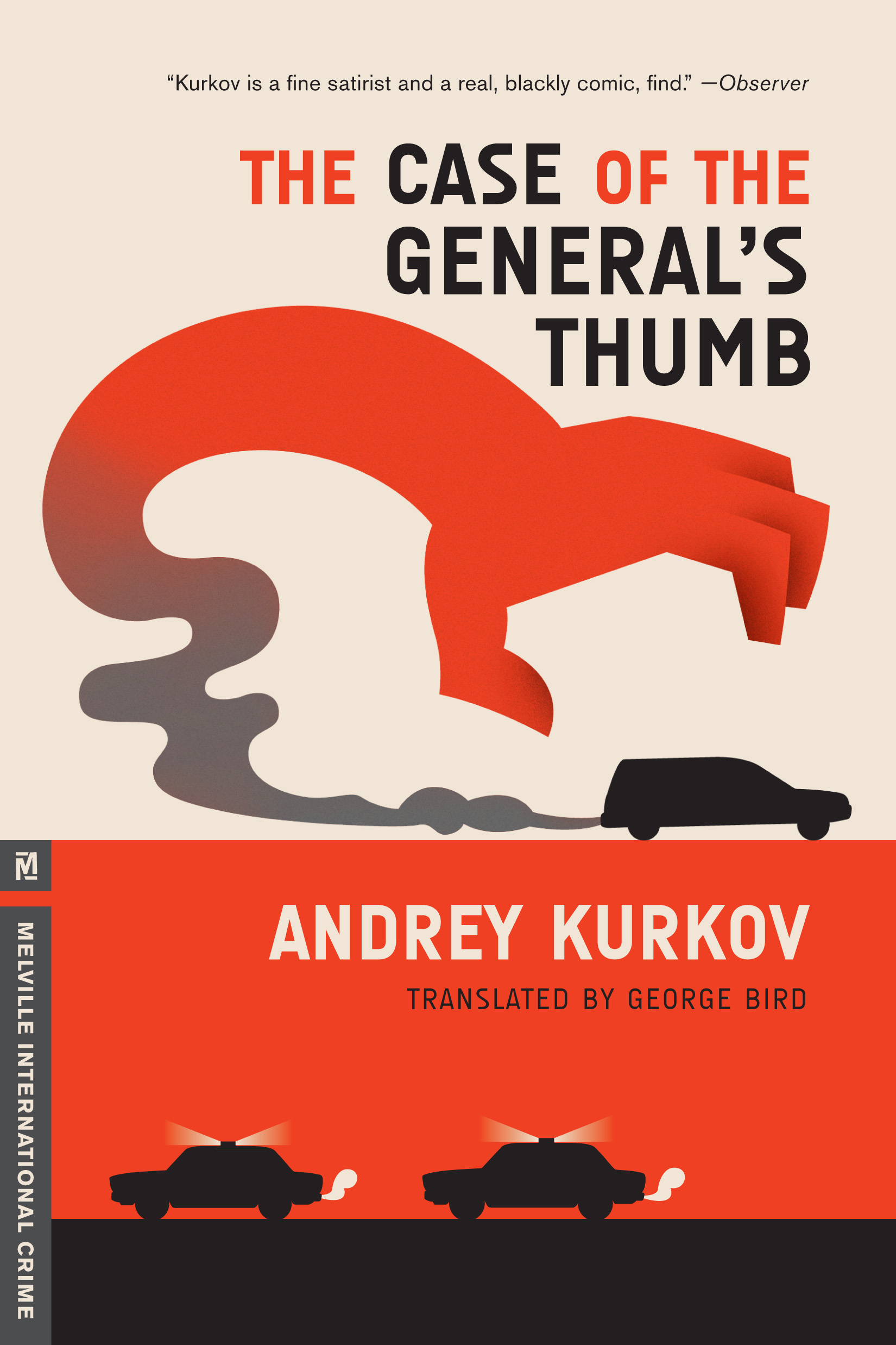 """The Ukraine as a Novel with Strong Plot and Weak Characters"": Andrey Kurkov on tour"