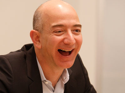 Jeff Bezos should be TIME Magazine's Person of the Year