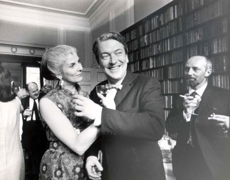 Video: Happy Birthday, Kingsley Amis