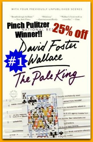 Pinch Pulitzer goes to David Foster Wallace