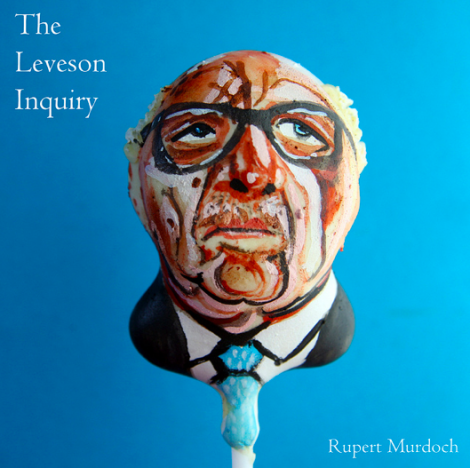 SLIDE SHOW: Ten best cake heads of the Leveson Inquiry