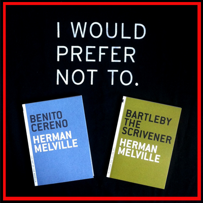 Celebrating Herman Melville's birthday