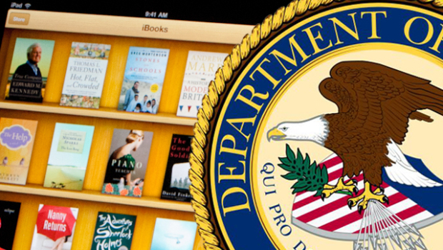 "In its case against publishers for violating antitrust law, DOJ charged with ""flagrant"" violation of ... antitrust law"
