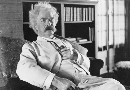 New collection of Mark Twain writings uncovered