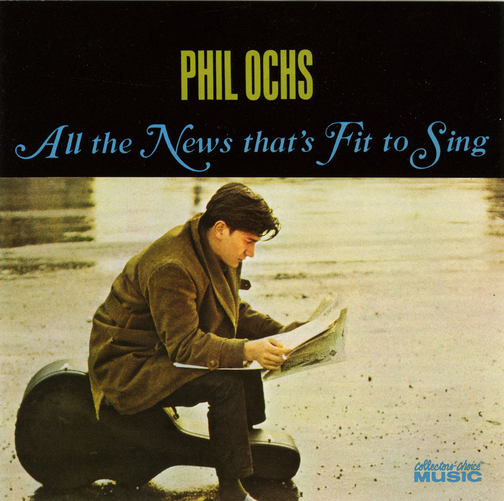 FRIDAY SOMETHING-OR-OTHER-TO-DO-WITH-BOOKS MUSIC VIDEO: Phil Ochs