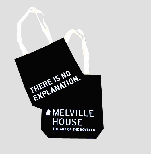 "Introducing the ""There is No Explanation"" tote bag contest (UPDATED)"