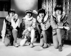 The Bard and the Beatles