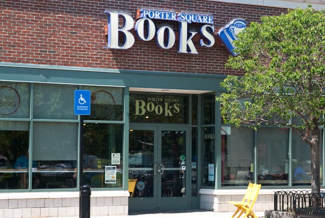 "Do indie bookstores ""ban"" books published by Amazon?"