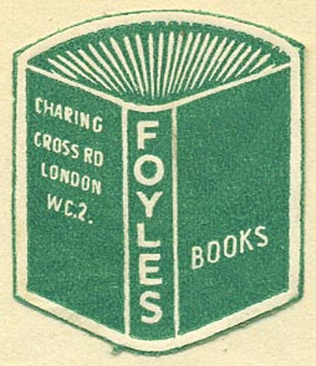 """Foyles sales are up 2.2%, though the new flagship store was """"quite costly"""""""