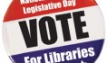 Goals and controversies on National Library Legislative Day