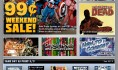 Comic book publishers adapting to the digital age with apps for tablets