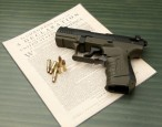 Gun rights advocates fear textbook will turn their children into gunless pansies