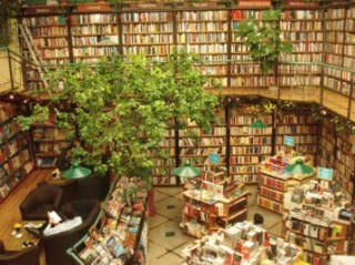 El Pendulo bookstore in Mexico City.