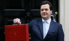 """Osborne: """"We're backing British business all the way,"""""""