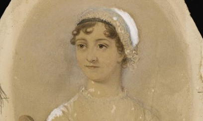 This rare portrait of Jane Austen was auctioned to an anonymous private collector.
