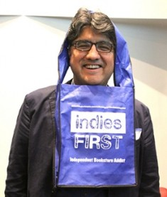 Sherman Alexie is one of a number of authors to recently sign a letter calling for an end to the Amazon/Hachette dispute.