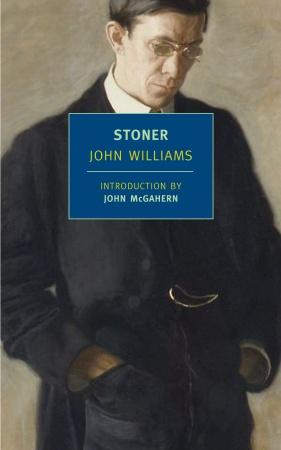 NYRB's 2006 reissue of 1965's Stoner, just picked as Waterstones Book of the Year.