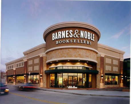 The SEC is investigating Barnes & Noble