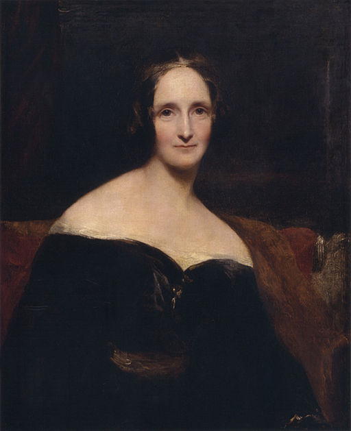 Mary Shelley's unpublished letters reveal plumed headdress, humor, sappy stuff about her kid