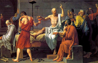 Socrates: boring dead guy or steamy Greek beefcake?