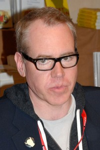 Bret Easton Ellis (via Wikimedia)