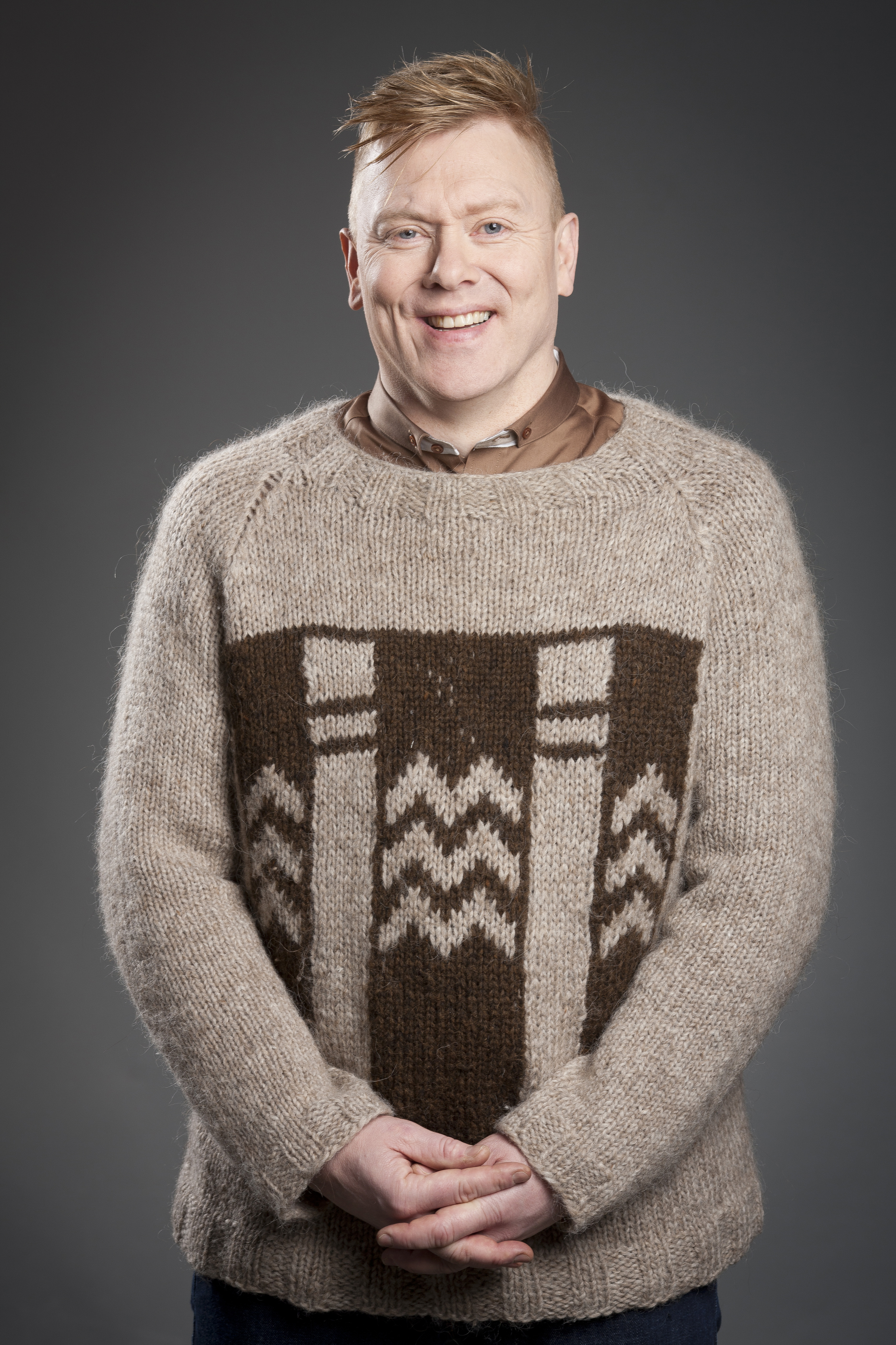 PRESS RELEASE: Melville House to publish book by mayor of Reykjavík, Jón Gnarr