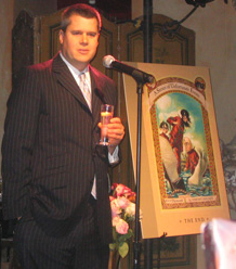 Lemony Snicket, née Daniel Handler, is offering a prize to librarians who have faced adversity.