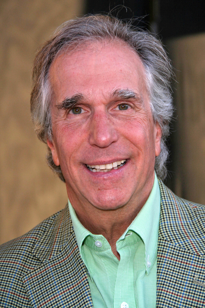 Henry Winkler Visits Chicago Schools For Book Talks