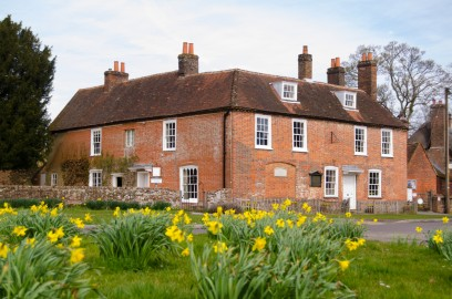The Jane Austen's House Museum recently discovered a handwritten fragment by the author.