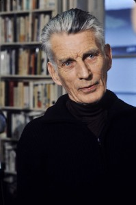 Samuel Beckett didn't want you to read his letters. (via Wikipedia)