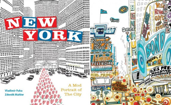 New York: A Mod Portrait of the City