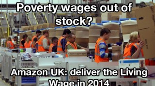 poverty wages out of stock