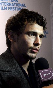 James Franco. Photo © Nick Stepowy via Flickr