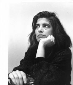 Susan Sontag, whose UCLA archive contains 17,198 emails written in less than a decade