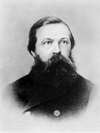 Nobody ever uses a photo of Engels. Poor guy, he tried so hard with that beard.