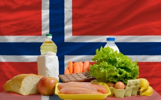 Norwegian grocery stores are missing one thing: books. Photo via Shutterstock.