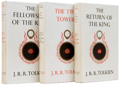 The Eye of Sauron, from Tolkien's Lord of the Rings, is a better metaphor for American government surveillance than the more widely used 1984.