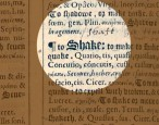 Booksellers claim to have found Shakespeare's annotated dictionary