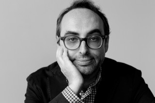 Master of the blurb, Gary Shteyngart © Brigitte Lacombe via Flickr